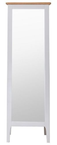Belmont Painted Cheval Mirror
